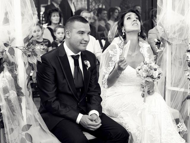 La boda de Marta y Jose en Pinto, Madrid 45