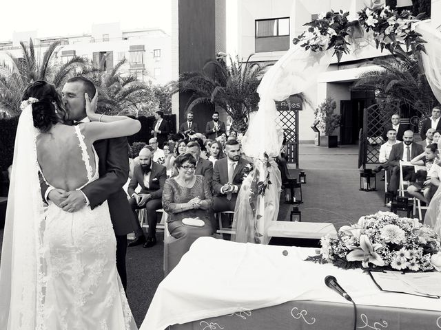 La boda de Marta y Jose en Pinto, Madrid 49