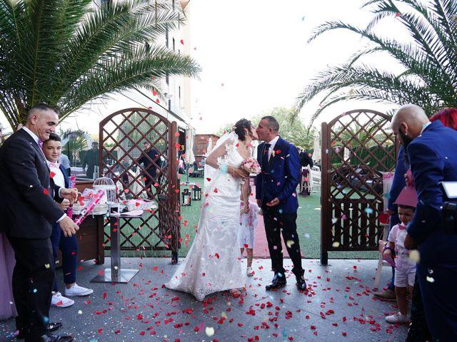 La boda de Marta y Jose en Pinto, Madrid 50