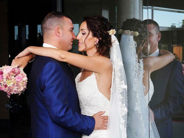 La boda de Marta y Jose en Pinto, Madrid 57