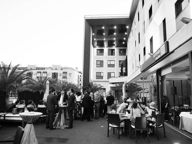 La boda de Marta y Jose en Pinto, Madrid 59