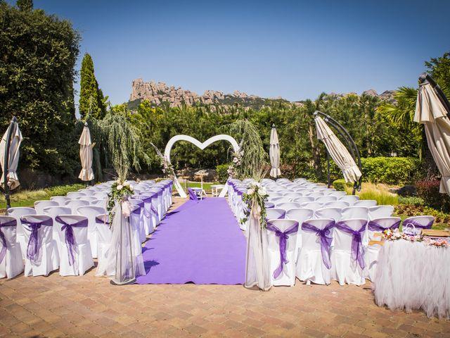 La boda de Mireia y Enrique en El Bruc, Barcelona 16