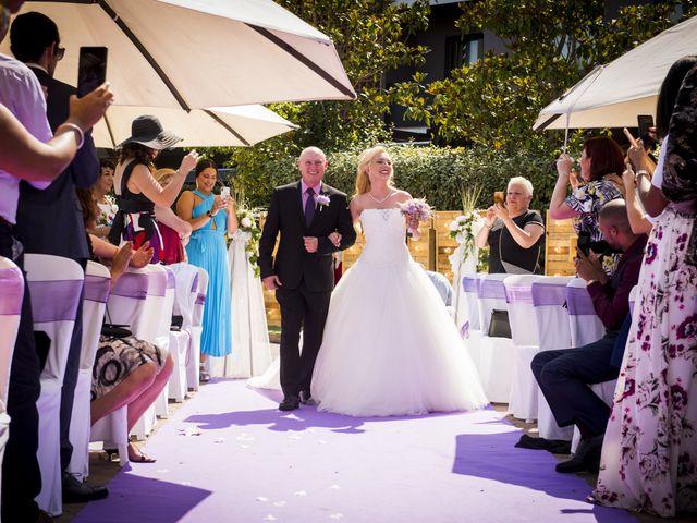 La boda de Mireia y Enrique en El Bruc, Barcelona 19