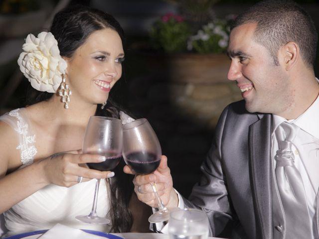 La boda de Mabel y Tino