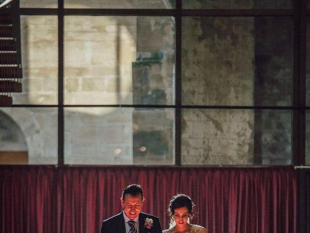 La boda de Fernando y Carla en Canedo, León 34
