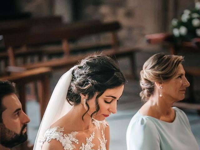La boda de Fernando y Carla en Canedo, León 38