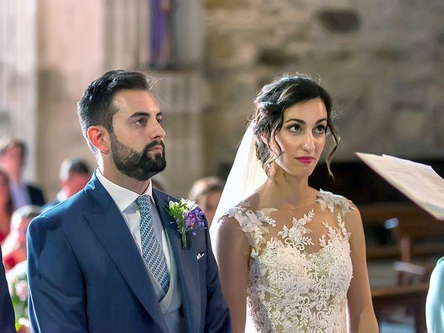 La boda de Fernando y Carla en Canedo, León 39