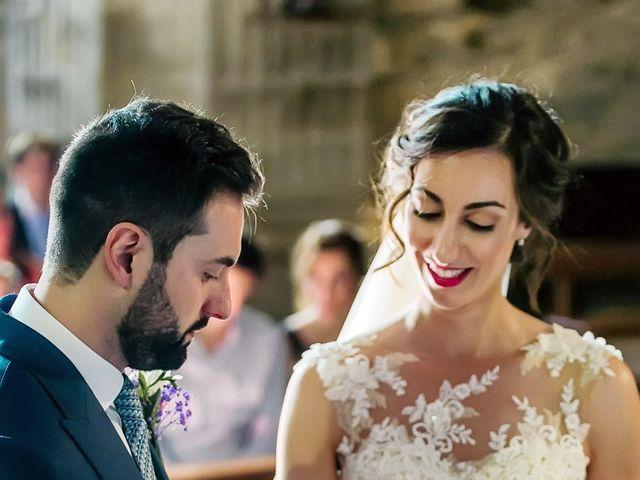 La boda de Fernando y Carla en Canedo, León 40