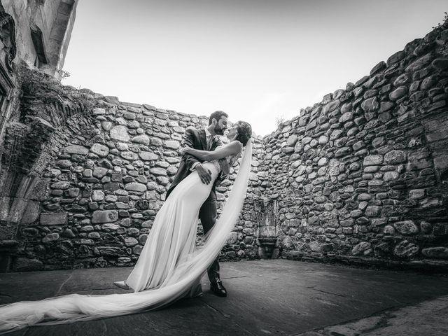 La boda de Fernando y Carla en Canedo, León 52