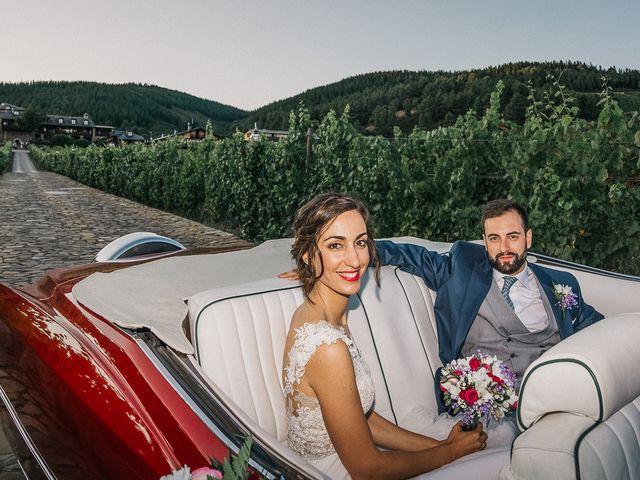 La boda de Fernando y Carla en Canedo, León 62