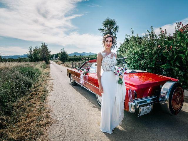 La boda de Fernando y Carla en Canedo, León 27