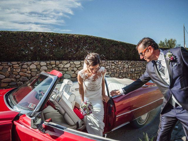 La boda de Fernando y Carla en Canedo, León 31