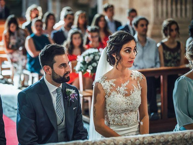 La boda de Fernando y Carla en Canedo, León 37