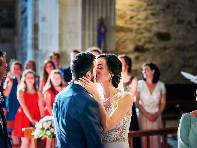 La boda de Fernando y Carla en Canedo, León 41