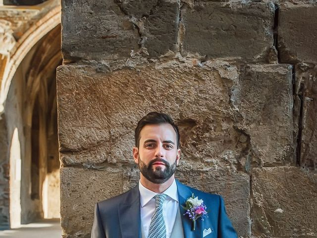 La boda de Fernando y Carla en Canedo, León 54