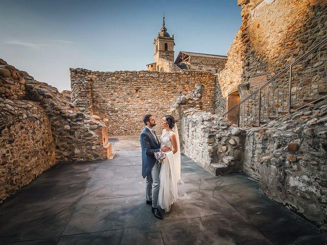 La boda de Fernando y Carla en Canedo, León 57