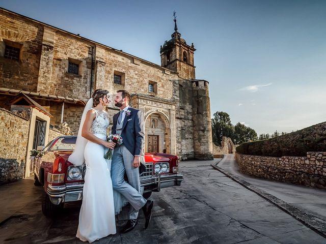La boda de Fernando y Carla en Canedo, León 59