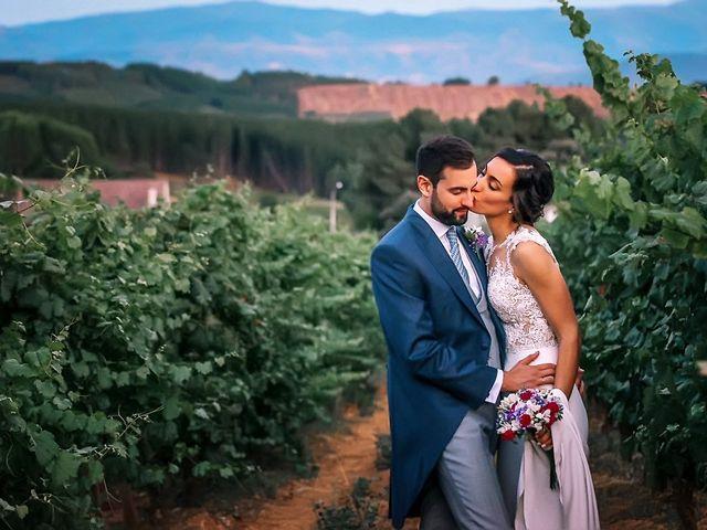 La boda de Fernando y Carla en Canedo, León 67
