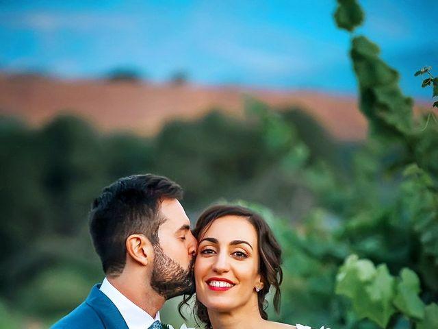 La boda de Fernando y Carla en Canedo, León 68