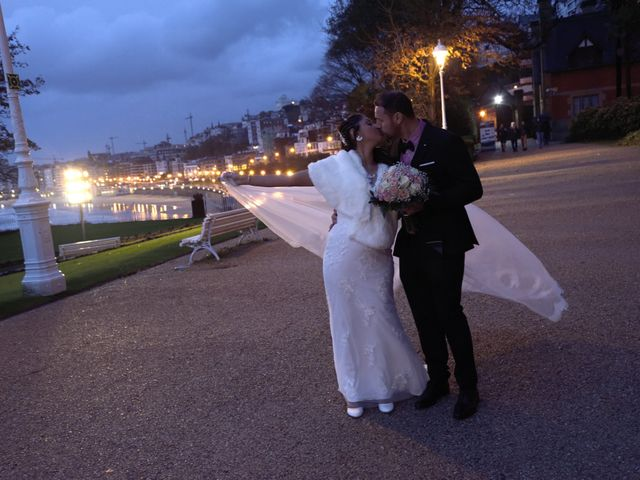La boda de Ioan y Kenia en Urnieta, Guipúzcoa 2