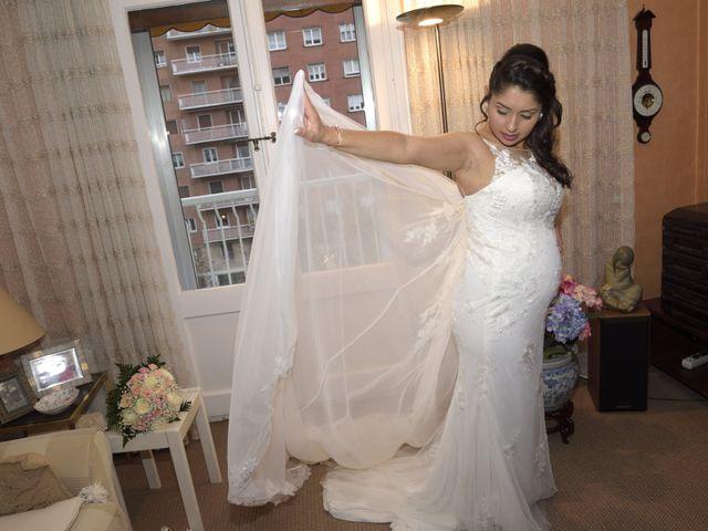 La boda de Ioan y Kenia en Urnieta, Guipúzcoa 8
