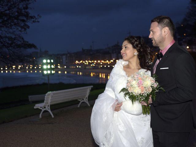 La boda de Ioan y Kenia en Urnieta, Guipúzcoa 21