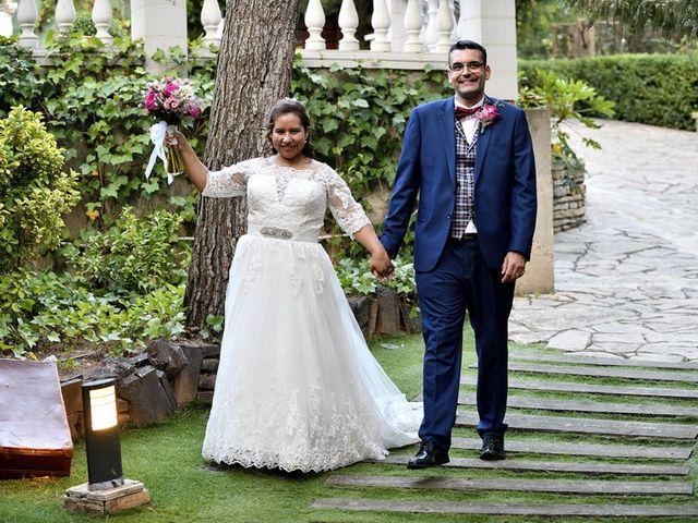 La boda de Nilsa y Miguel en Santpedor, Barcelona 28