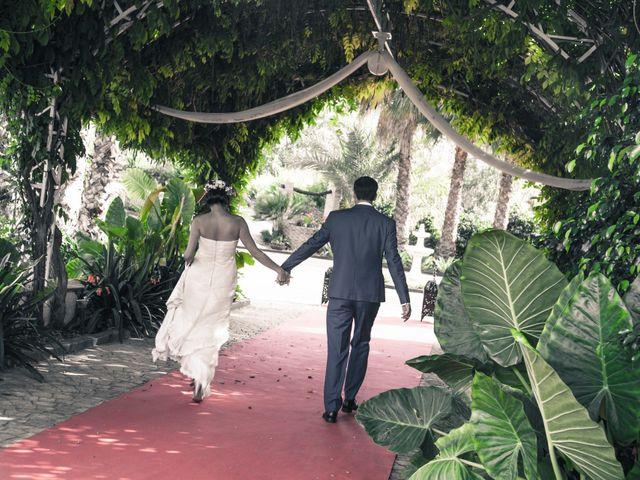 La boda de Monica y Carlos en Velez Malaga, Málaga 1