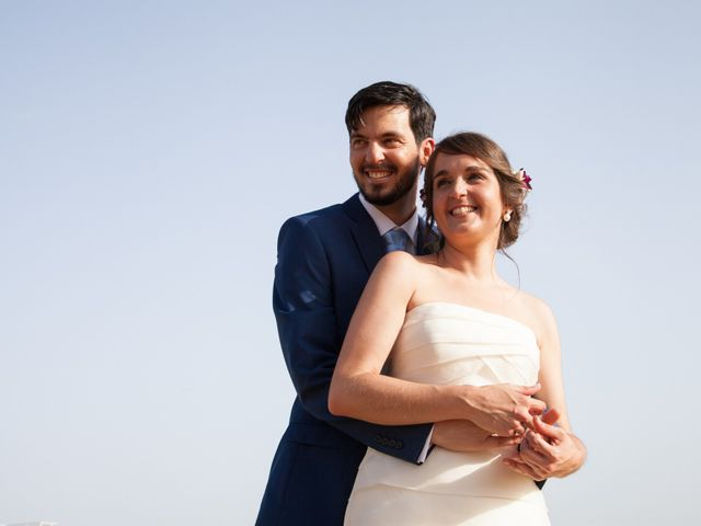 La boda de Monica y Carlos en Velez Malaga, Málaga 2