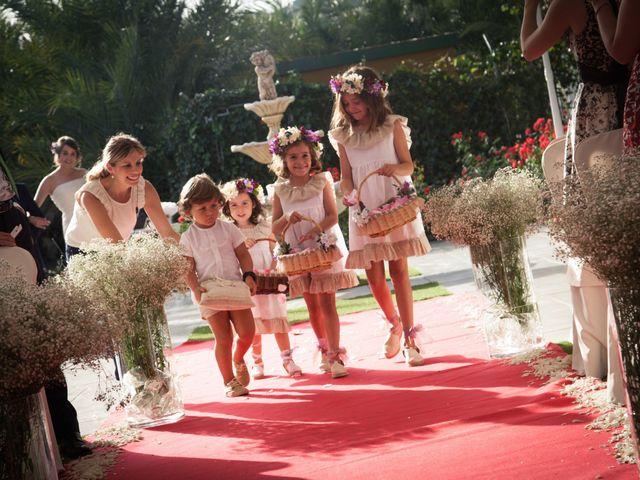 La boda de Monica y Carlos en Velez Malaga, Málaga 5