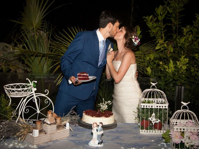 La boda de Monica y Carlos en Velez Malaga, Málaga 9