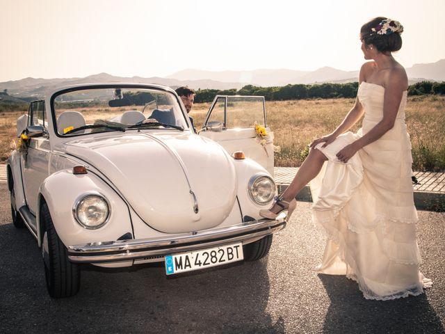 La boda de Monica y Carlos en Velez Malaga, Málaga 13