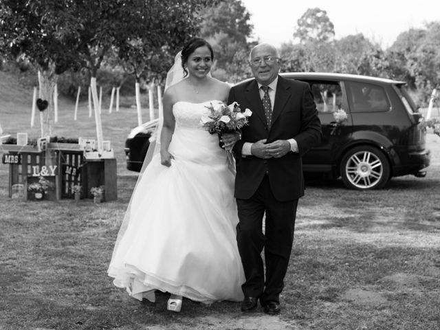 La boda de Lolo y Yohana en Vigo, Pontevedra 16