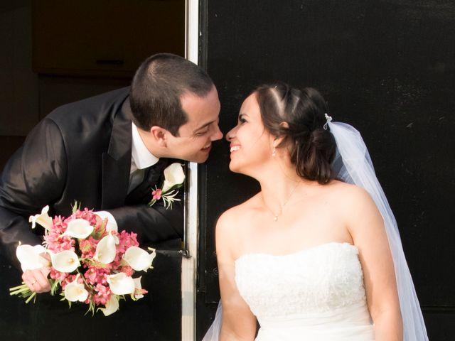 La boda de Yohana y Lolo