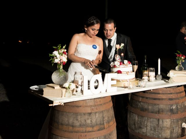 La boda de Lolo y Yohana en Vigo, Pontevedra 36