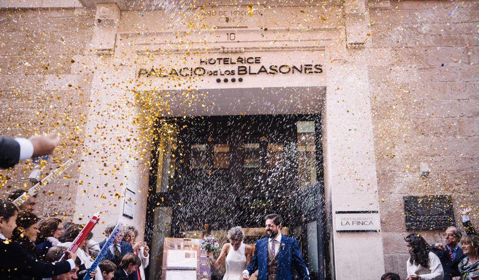 La boda de Manu y Sofia  en Burgos, Burgos
