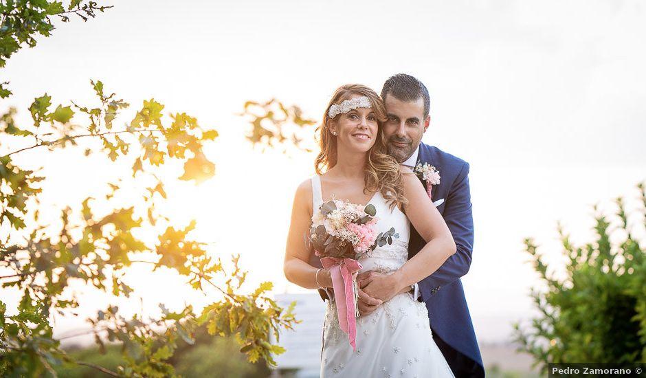 La boda de Chema y Sara en Algete, Madrid