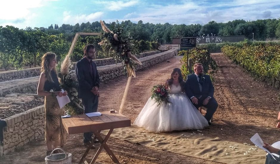 La boda de Kevin  y Sheila en Sant Vicenç De Calders, Tarragona