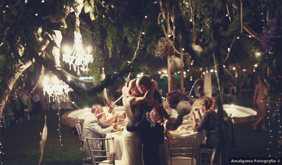 La boda de Marco y Vicky en Elx/elche, Alicante