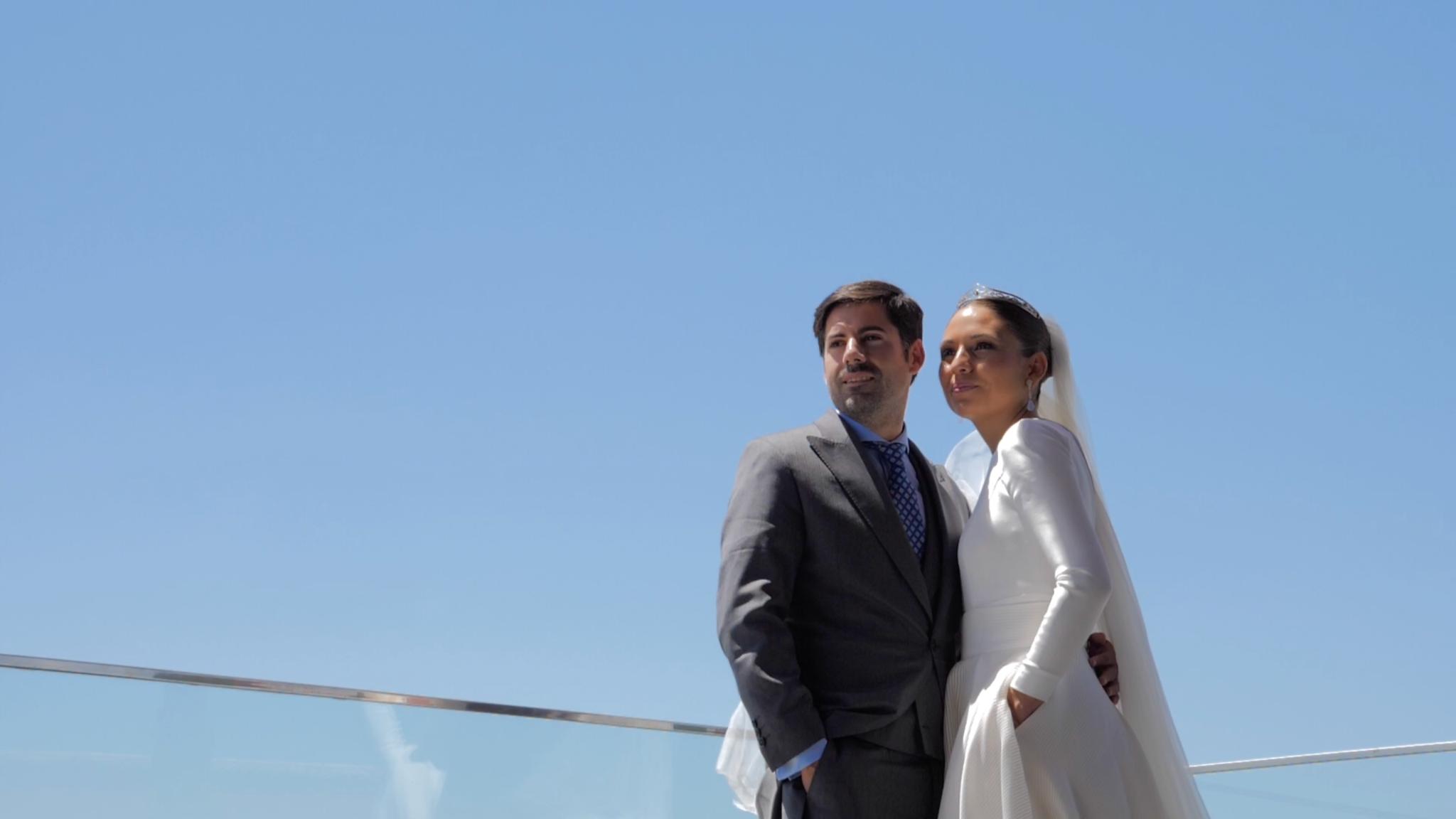 La boda de Pablo y Maria Teresa en Jerez De La Frontera, Cádiz