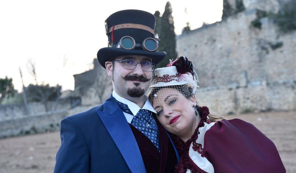 La boda de Alberto y Tatiana en Canyelles, Barcelona