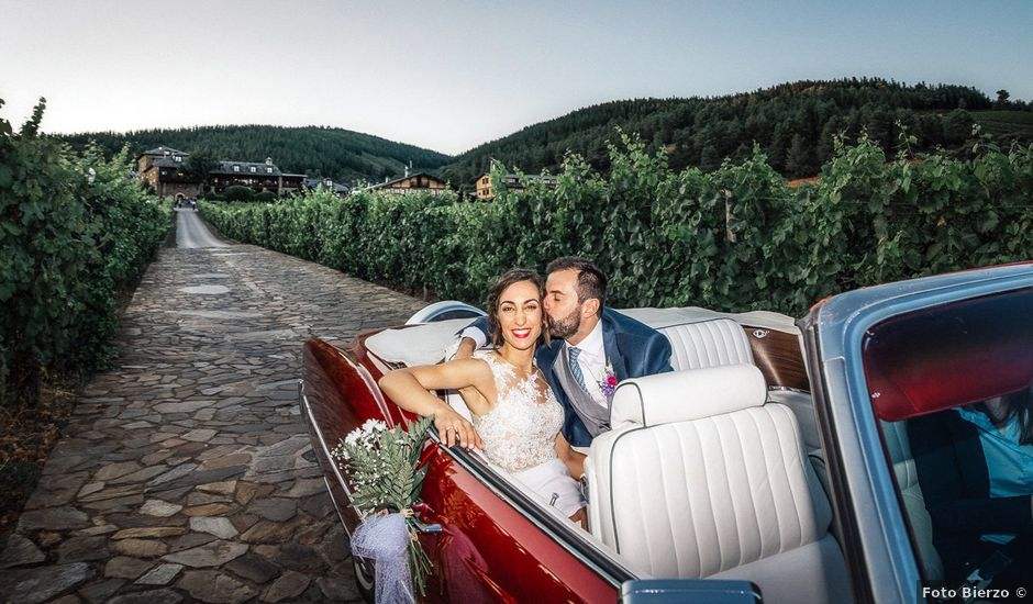 La boda de Fernando y Carla en Canedo, León