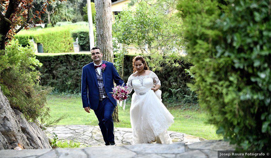 La boda de Nilsa y Miguel en Santpedor, Barcelona