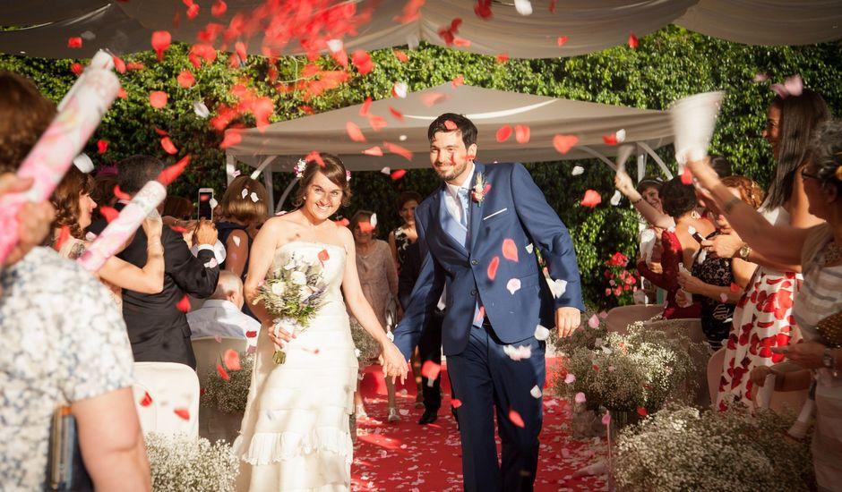 La boda de Monica y Carlos en Velez Malaga, Málaga