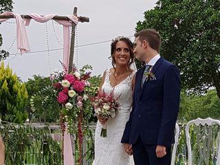 La boda de Trini y Carlos