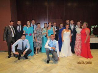 La boda de David y Miriam 1