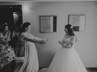 La boda de Virginia y Omar 1