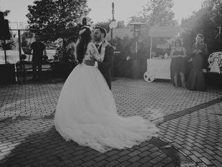 La boda de Virginia y Omar