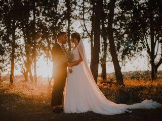 La boda de Alberto y Andrea