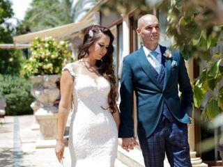La boda de Ana y Maycol